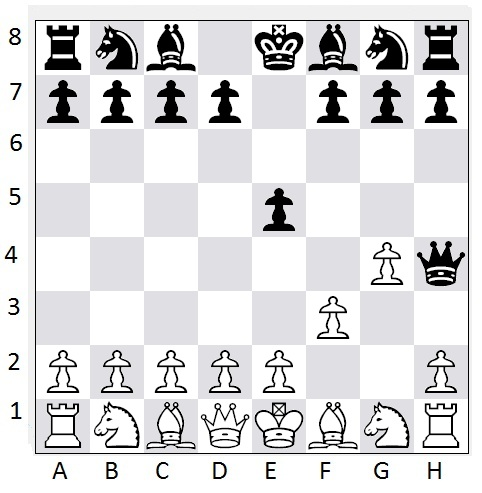 How to Play Chess : Avoid a Fool's Mate when Playing Chess ... |Chess Fools Mate